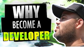 Why Become A Web Developer In 2017