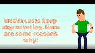 5 Reasons health costs keep rising