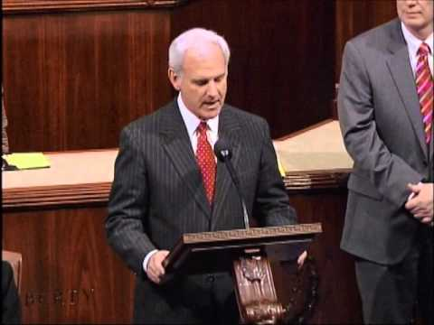 Rep. Bradley Byrne Addresses House of Representatives on his Swearing-In
