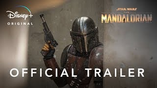 Star Wars:The Mandalorian | Official Trailer | Disney