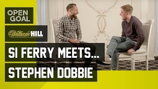 Si Ferry Meets... Stephen Dobbie - Rangers, Hibs, St Johnstone, QOTS, Swansea, Blackpool, Bolton