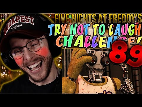 Vapor Reacts #1093 | [FNAF SFM] FIVE NIGHTS AT FREDDY'S TRY NOT TO LAUGH CHALLENGE REACTION #89
