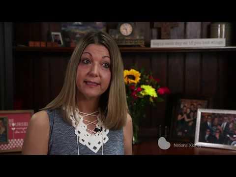Patient Stories: Jill's Kidney Transplant | National Kidney Foundation