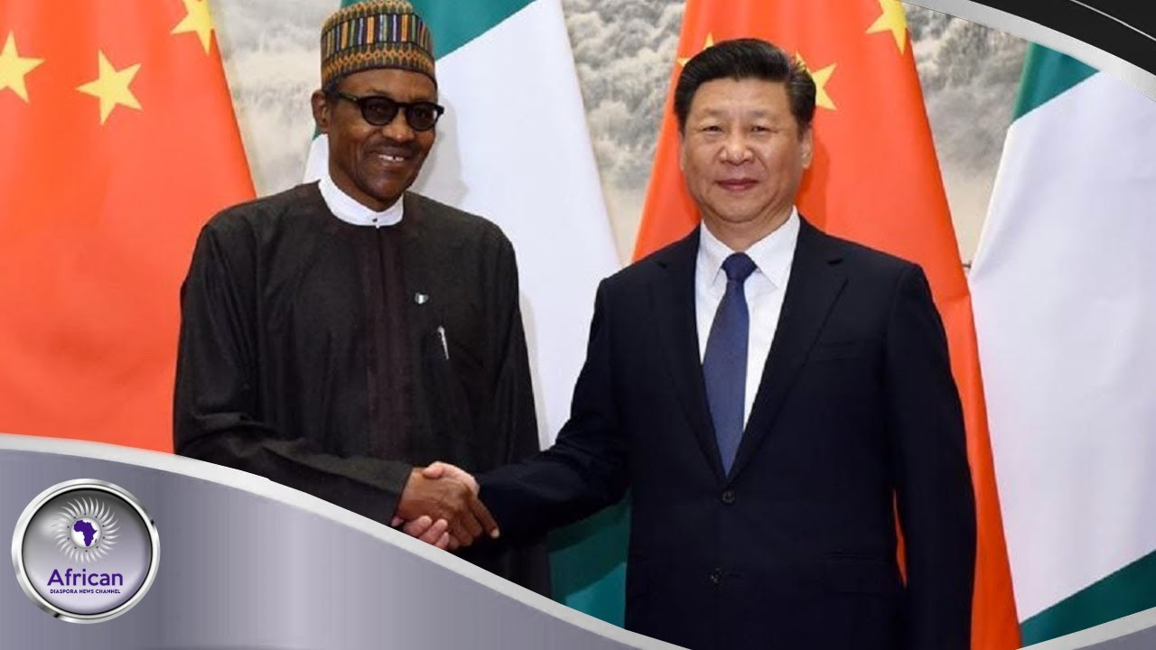 China Faces Criticism After Pledging To Help Nigeria Fight ''Modern Day Slavery''