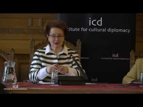 Maria Teresa Infante Caffi (Ambassador of Chile in the Netherlands)