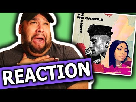 ZAYN ft. Nicki Minaj - No Candle No Light [REACTION]