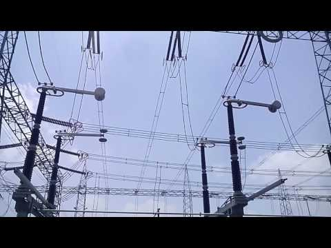 Operation of electrical isolater & circuit breaker in 400kv substation.