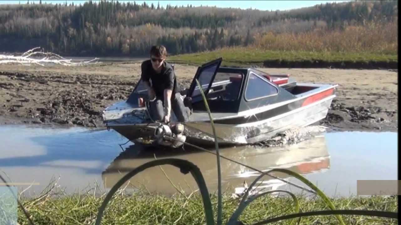 Jet Boat Winch 1 Youtube