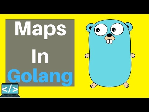 Golang Tutorial For Beginners | Maps thumbnail