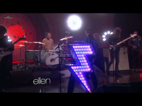 The Killers: Shot At The Night (From on The Ellen Show)