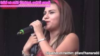 VIVIRAS EN MI RECUERDO CORAZON SERRANO (THAMARA GOMEZ) 2015