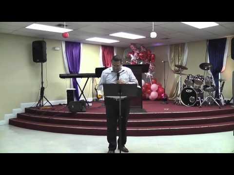 Pastor Diego Lopez 02 21 16