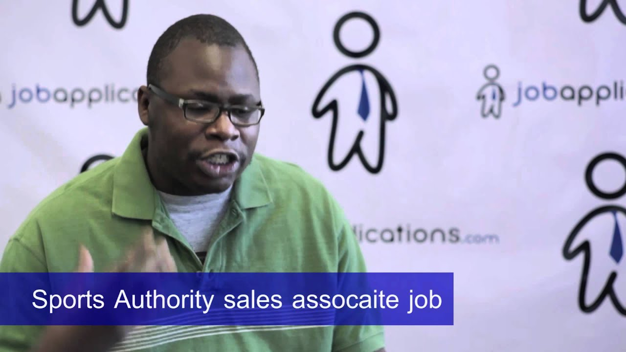 sports authority interview s associate sports authority interview s associate