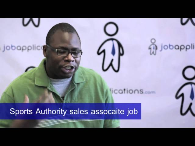 Sports Authority Application, Jobs & Careers Online