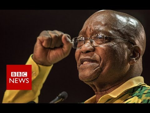 Jacob Zuma: South African leader's rise and fall - BBC News