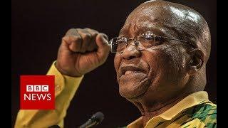 Jacob Zuma: South African leader