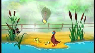 Абетка-малятко - Буква Х (Уроки тетушки Совы) серия 25