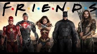 Friends League (Лига Справедливости/Justice League)