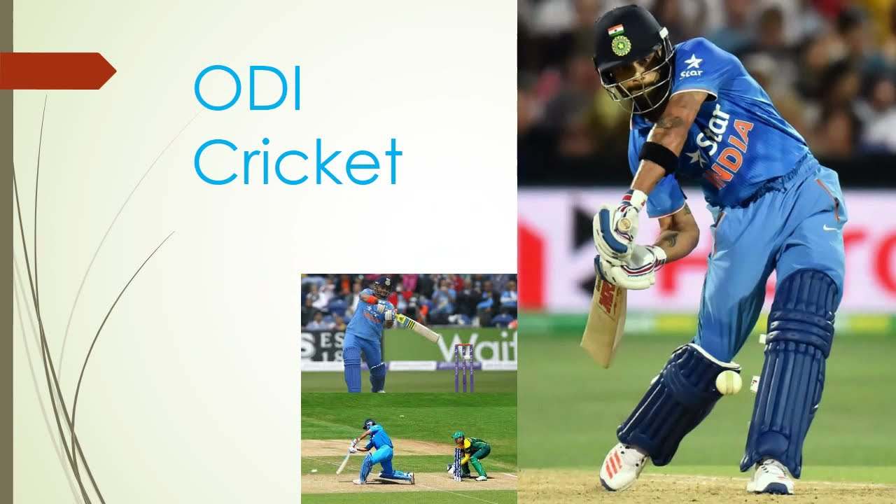 A history of cricket |authorstream.