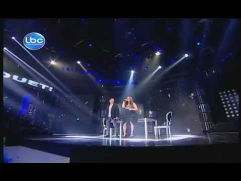 Celebrity Duets 3 - Tony Abou Jaodeh & Cynthia Baroud - Rolling In The Deep - Prime 10