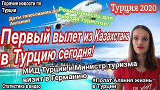 Турция 2020 Добро пожаловать Polat Alanya жизнь в Турции Последние новости туризма Турции Аланья