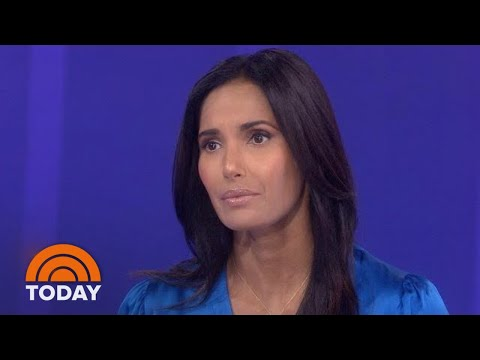 Padma Lakshmi Opens Up About Her Decision To Talk About Her Rape | TODAY