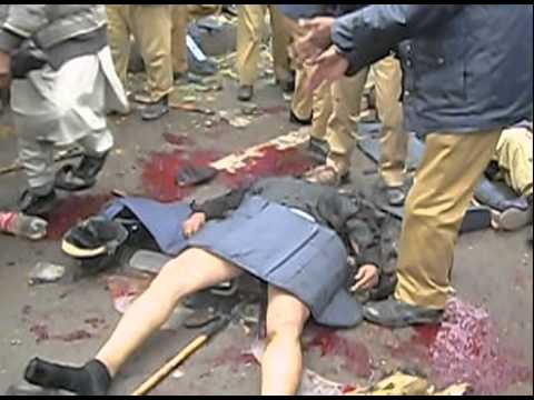 Lahore (Pakistan) 10-01-2008 Suicid attack at GPO (General Post Office)