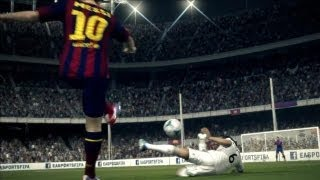 FIFA 14 vs. PES 2014 | WSJ Game Theory w/ Adam Najberg | Gaming News