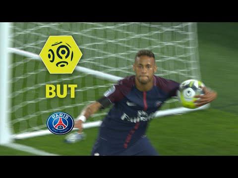 But NEYMAR JR (31') / Paris Saint-Germain - Toulouse FC (6-2)  / 2017-18