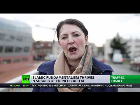 Islamic fundamentalism thrives in suburb of French capital
