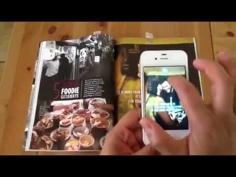 Augmented Reality for Restaurants, by Virtualmob