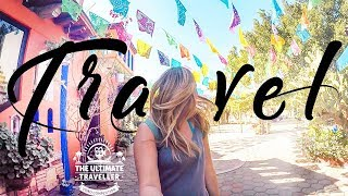 WHY I TRAVEL- The Ultimate Traveler