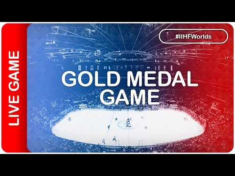 Finland-Canada | Gold Medal Game | #IIHFWorlds 2016