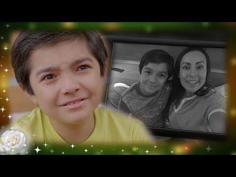 La rosa de Guadalupe: Nico pierde a su mamá | Mi novia eres tú