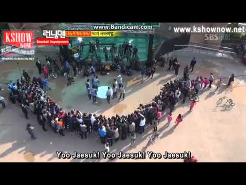 [Running man] Prodigy ttakji Gary's all kill + funny moments