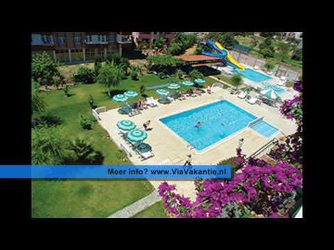 Appartementen Green Park Alanya in Turkije