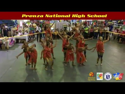 Dance Sculpture Champion - Prenza National High School