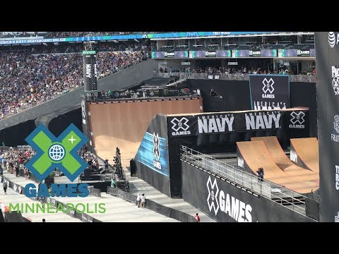 FULL BROADCAST: America's Navy Skateboard Big Air Final | X