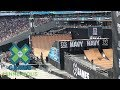 FULL BROADCAST: America's Navy Skateboard Big Air Final | X Games Minneapolis 2017
