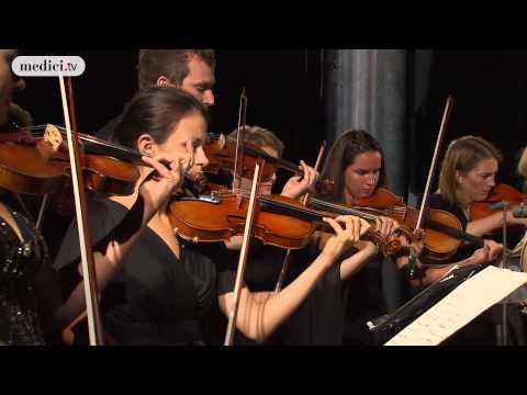 Antonio Vivaldi - Concerto for four violins and cello in B Minor - Bel-Air Chamber Orchestra