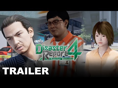 Disaster Report 4: Summer Memories Game's Character Trailer Streamed