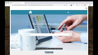 Digital Banking Account Summary | Visions Federal Credit Union