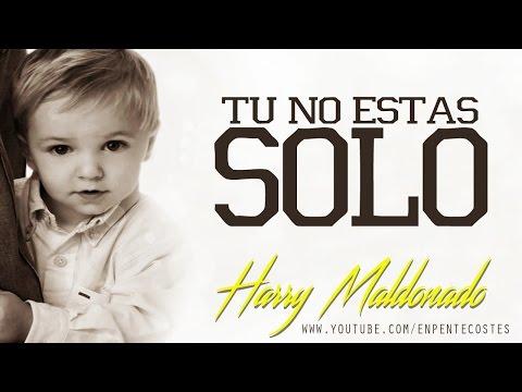 Tu No Estas Solo - Harry Maldonado (CD Completo)
