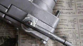 Как грамотно смазывать сцепление КД50/80