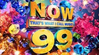 Now That's What I Call Music 99 Tracklist!!!