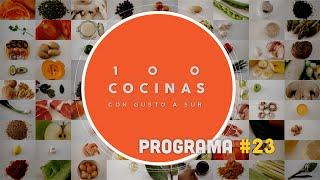 100 cocinas PG 23