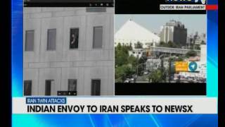 Multiple attacks rock Iran — Latest visuals from Tehran