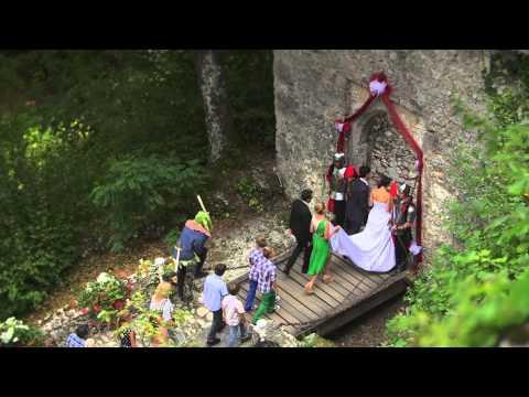 Poroka na Blejskem gradu