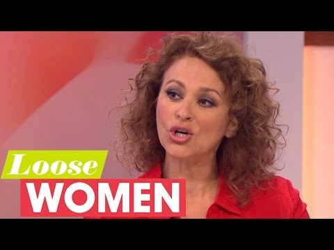Loose Women On Donna Air's New Accent  Loose Women