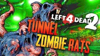 Video Tunnel Zombie Rats (L4D2 Zombies, Devil's Chapel #4) download MP3, 3GP, MP4, WEBM, AVI, FLV September 2017